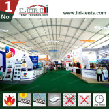 шатер для международной выставки, большой шатер выставки случая 40m большой выставки для сбывания