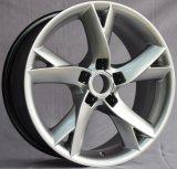 Klassische Aluminiumselbstlegierungs-Replik-Rad-Felge für Audi