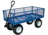 Carro de serviço público da ferramenta do engranzamento de aço da capacidade/carro de jardim Tc1840 Tc1831 Tc1800