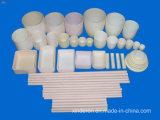Altos crisoles a prueba de calor del corindón con el certificado ISO9001