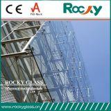 8mm ausgeglichenes Glas für Armkreuz-Glas-Fassade