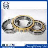 Rodamiento de rodillos cilíndrico de Nu322mc3 Nu317mc3 con la sola fila, anillo interno movible, derecho alesaje, alta capacidad, C3 separación, jaula de cobre amarillo
