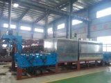 Machine d'arrangement de maille de fabrication de poissons