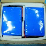Bateria de armazenamento recarregável do íon do lítio da energia da bateria 100ah 150ah 200ah do sistema solar LiFePO4 do polímero 12V 24V 48V 72V 96V 144V do lítio