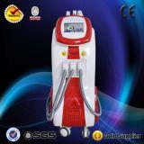 Máquina antienvejecedora del sistema IPL del retiro del pelo