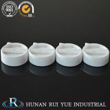 Disco di ceramica d'isolamento industriale dell'allumina Al2O3 di alta precisione 99%