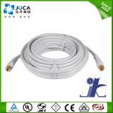 2016 CCTV Mejor Cable coaxial de 75 ohmios cable coaxial de TV por cable