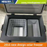 Congélateur de réfrigérateur portatif d'entreposage au froid de véhicule solaire de C.C 12V 24V à Dubaï