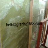 고품질 녹색 오닉스 대리석 녹색 대리석