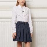 Chemise scolaire et jupe de grille Uniformes scolaires en gros