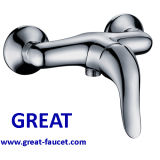 Faucet do chuveiro do banheiro do estilo da UE