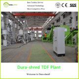 Taglio di gomma di controllo di qualità rigoroso e macchina di riciclaggio da vendere