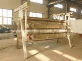 Equipo de la matanza de las codornices de la cadena de sacrificio de las codornices del acero inoxidable de la alta calidad