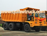 FAW 50 тонн минируя тележку сброса
