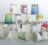 Papel disponible revestido de taza de papel del PE