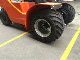 1.8t 2WDの荒い地勢のディーゼルフォークリフト