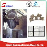 Segmento del diamante para el corte de piedra natural