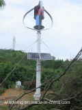 Maglev Wind-Solar Sistema Híbrido (200W-5kw)