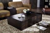 Sofá Home elegante moderno do couro da sala de visitas da mobília ajustado (HC8118)
