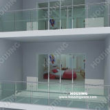 Glass Panels를 가진 유연한 Railing/Handrail/Balustrade