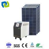 격자 순수한 정현 힘 태양 변환장치 떨어져 가정 사용