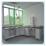 학교 과학 연구소 화학 실험실 벤치
