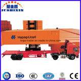 CCC ISO keurde de Container van 2 As/de Oplegger van het Skelet van de Aanhangwagen van het Nut goed