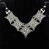 Sell caliente Jewelry con Crystal austríaco Alloy Necklace Jewelry