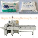 Máquina experimental do tecido do bloco da máquina do tecido do bebê com máquina do papel higiénico