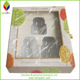 Weihnachten Candle Packaging Box mit Foil Stamping