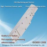 Usine de fraisage de usinage de pièce de commande numérique par ordinateur d'aluminium de haute précision de bonne qualité