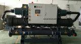 Tipo grande refrigerador de refrigeração água 440HP do parafuso do compressor do dobro do tamanho