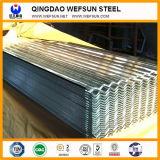 Placa de aço corrugado com boa qualidade e melhor serviço