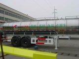 autocisterna isolata Stee inossidabile dell'asfalto 30000L