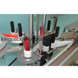 Edelstahl-Etikettiermaschine vollautomatische Glasflaschen-Etikettiermaschine