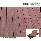 Material de construção de madeira de madeira do revestimento da plataforma WPC China da madeira da grão