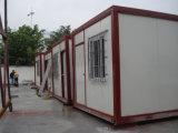 임시 살아있는 건물을%s 휴대용 Prefabricated 콘테이너 집