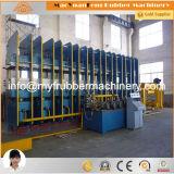 Prensa de vulcanización de goma de la máquina de la placa grande del marco 1600*8500