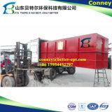 Planta de tratamento de esgoto STP, equipamento de tratamento barato de águas residuais industriais
