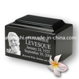 Granite Stone Memorial Urn, Marble Cremation Urns, Onyx Funeral Urns
