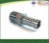 Partes 2016 de alumínio fazendo à máquina do CNC da máquina do CNC do fornecedor de China para as peças mecânicas