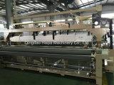 150cmから280cmポリエステルファブリック編む織機のウォータージェット力機械
