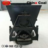 Wagen van de Auto of van de Mijn van de Mijnbouw van de emmer de Tippende of de Auto van de Mijnbouw