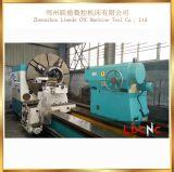 標準的な振動2000mm頑丈な水平の金属の回転旋盤機械