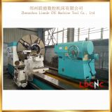 en la máquina horizontal resistente universal común del torno del oscilación 2000m m