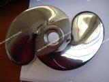 ホンダ6 1/2X4ピッチのための2つの刃のステンレス鋼のプロペラ