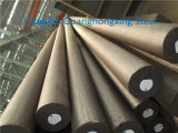 Q195. Q235, 20#. 35#. 45#. 55#, Dipped quente Galvanized, Steel Round Bar em Stock