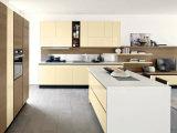 Modulare Möbel-Bäckerei angestrichener Küche-Schrank der Küche-Aksl-012
