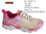 Numéro 51063 belles chaussures de Flyknit de chaussures des sports des femmes