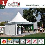5m dalla tenda esterna della tenda foranea del baldacchino del Gazebo del Pagoda del giardino di 5m sulla vendita